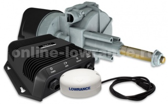 Автопилот Lowrance Outboard Pilot Cable-Steer Pack